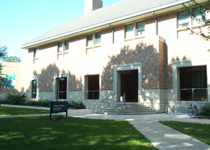 Becker Science Hall