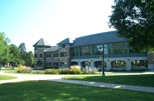 Wartburg Student Center
